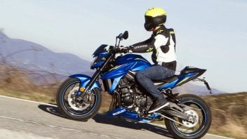 News Prodotto: Suzuki Katana e DemoRide Tour: week-end di test ride