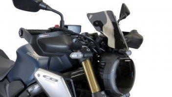 News Prodotto:  Powerbronze per Honda CB650R: accessori per tutti i gusti