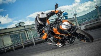 News Prodotto: KTM Start Now: comprare una KTM 125 Duke è facilissimo