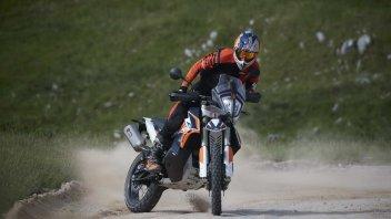 News Prodotto: KTM 790 Adventure R Rally: sentirsi globe trotter