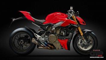 News Prodotto: La Ducati Streetfighter V4 sarà così nella versione stradale?