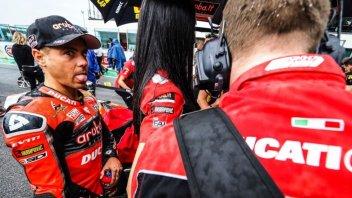 """SBK: Bautista: """"Rimanere in Ducati? Si, ma in MotoGP o SBK?"""""""