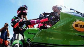 SBK: SS300: doppio podio per Ana Carrasco a Jerez