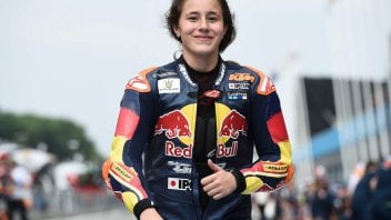 "SBK: Beatriz Neila: ""I was a Marquez fan, but I've betrayed him with Rossi"""