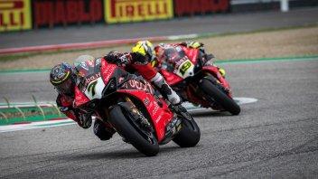 SBK: A Jerez puntare sul Rosso diventa d'obbligo