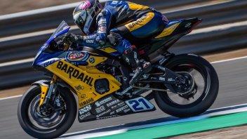 SBK: SS600: Krummenacher detta il ritmo in FP3 a Jerez