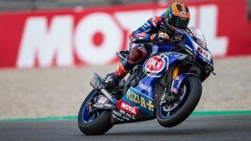SBK: FP1: Le Yamaha di van der Mark e Lowes mettono in riga Bautista