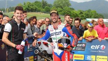 SBK: Go Eleven ha scelto: sarà Zanetti a sostituire Laverty a Misano
