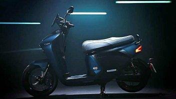 Scooter: Yamaha EC-05: nuova energia ad Iwata