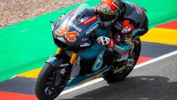 Moto2: FP1: Sorpresa Folger al Sachsenring, 1° davanti a Schrotter