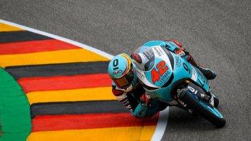 Moto3: FP3: Ramirez da record, è lui il più veloce al Sachsenring