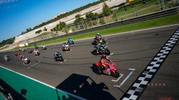 """MotoE: Rossi: """"L'elettrico? Va bene in città, non per il motorsport"""""""