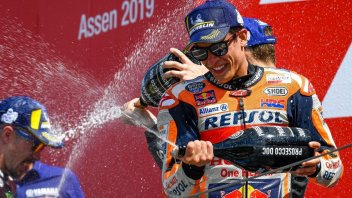 "MotoGP: Marquez: ""I got what I wanted, getting ahead of the Ducati"""
