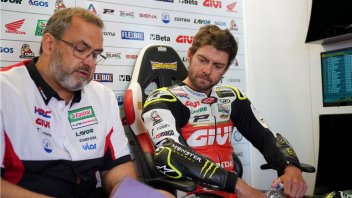 MotoGP: Sachsenring in doubt for Crutchlow: a fractured tibia