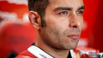 """MotoGP: Petrucci: """"Ho dato tutto. Questo il massimo con la Ducati e non basta"""""""