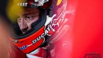 """MotoGP: Dovizioso bacchetta Ducati: """"La moto non curva, lo dico da 4 anni"""""""