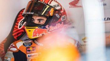 """MotoGP: Marquez: """"Quartararo ha tutta la pressione della Francia su di sé"""""""