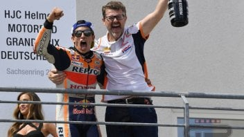 "MotoGP:  Marquez: ""Even without Lorenzo, there's no place in Honda for my brother."""
