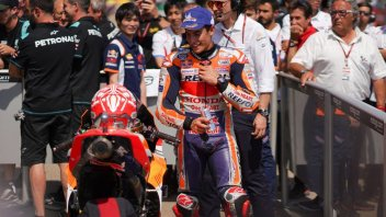 "MotoGP: Marquez: ""The 10th win? The championship's more important"""