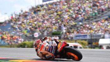 MotoGP: Michelin raddoppia al Sachsenring: la MotoE con la MotoGP