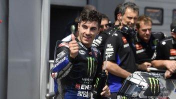 "MotoGP: Vinales: ""Conto su Quartararo per rallentare Marquez in gara"""