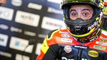 """MotoGP: Iannone: """"Il Sachsenring è complicato, ma l'Aprilia dovrà confermarsi"""""""