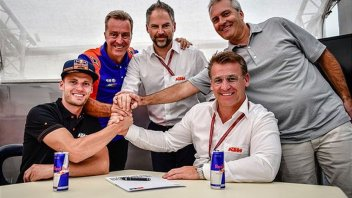 MotoGP: KTM Tech3 bids farewell to Syahrin, Brad Binder arriving in 2020