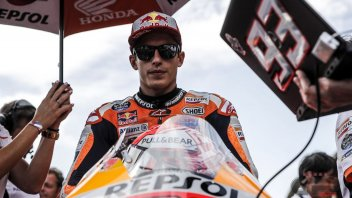 "MotoGP: Marquez: ""The holidays? I missed my bike and the team."""
