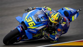 "MotoGP: Joan Mir: ""Petrucci? Lui mi ha aspettato, mettendosi in scia"""