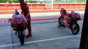 MotoGP: Pirro preferisce la pista alla spiaggia: sulla Ducati a Misano