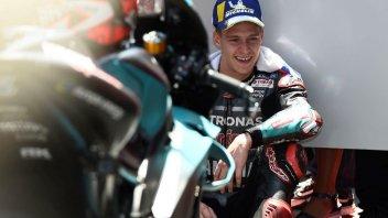 """MotoGP: Quartararo: """"Ad oggi mi è mancata la lotta con Rossi e Marquez"""""""