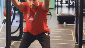 MotoGP: Jorge Lorenzo already back at the gym: keep on fighting, never give up