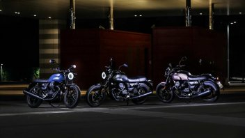 News Prodotto: Moto Guzzi V7 III Stone Night Pack: arrivano i fanali a LED