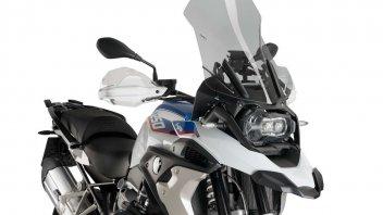 News Prodotto: Puig: presentati gli accessori per BMW R 1250 GS