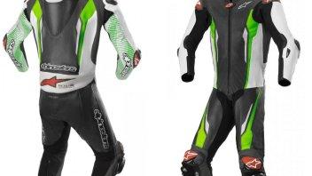News Prodotto: Alpinestars Racing Absolute: in pista come Marquez e Dovi