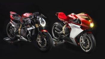 News Prodotto: MV  Agusta: la Brutale e la Superveloce Serie Oro vanno a ruba