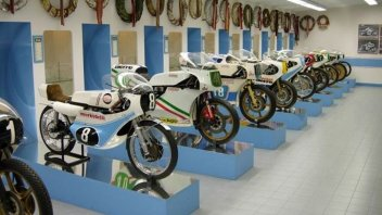 News: The Morbidelli Museum disappears, the bikes removed