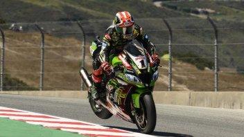 SBK: FP3: Rea spaventa le Ducati a Laguna Seca