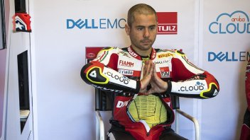 SBK: Alvaro Bautista: World championship no longer in my hands