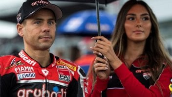 SBK: Bautista red alert: I had to fight to ride the Ducati V4""