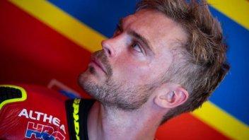 SBK: Tegola per Honda: Leon Camier salta Donington e Laguna Seca