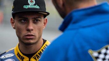 SBK: Yamaha pensa a Caricasulo per il dopo Melandri