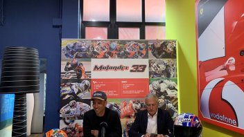 "SBK: Marco Melandri announces his retirement: ""All fairy tales come to an end"""