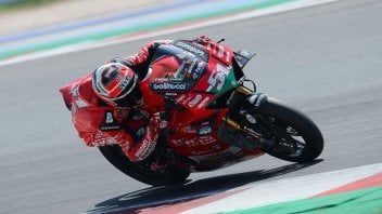 SBK: Pirro gets a (super) pole at the Misano CIV, Savadori lingered behind