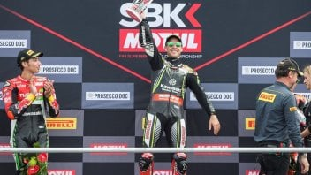 "SBK: Rea: ""I never liked Donington, but this weekend was perfect."""