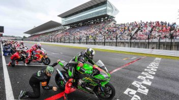 SBK: Suzuka 8 Hours: Rea and Kawasaki declare war on Yamaha