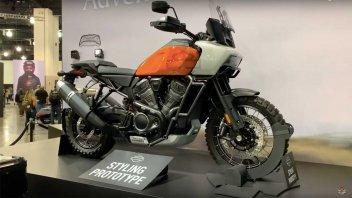 Moto - News: Harley-Davidson Pan America e Streetfighter: pronte al lancio