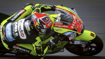 Moto2: FP1: A Silverstone comanda Di Giannantonio