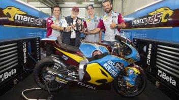Moto2: La MotoGP può attendere, Alex Marquez resta con Marc VDS nel 2020