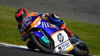 Moto2: Fernandez vince, Marquez sbaglia e riapre il mondiale